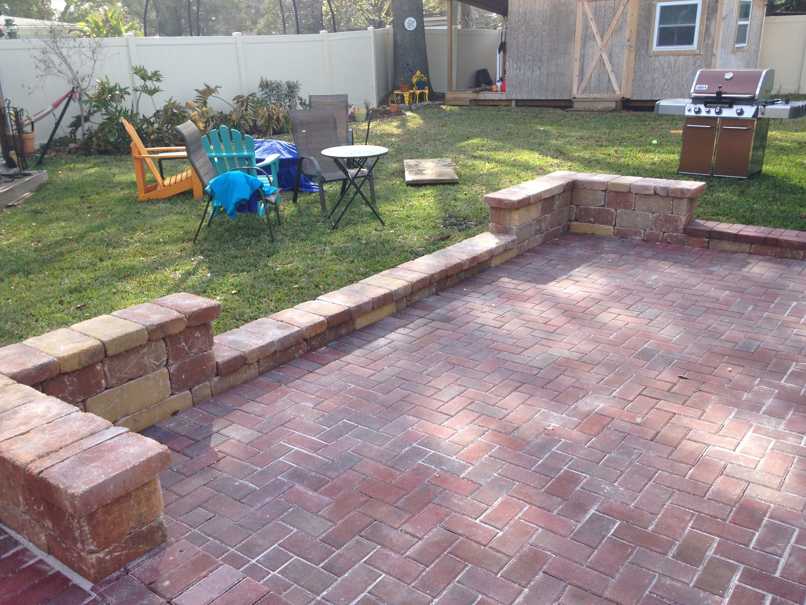 Paver Company Near Me Bay Brick Pavers